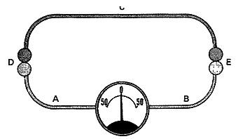 Цепь термопары