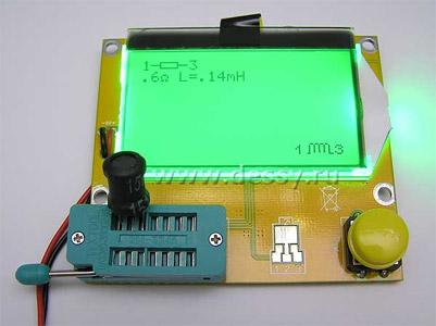 Тестер для транзисторов